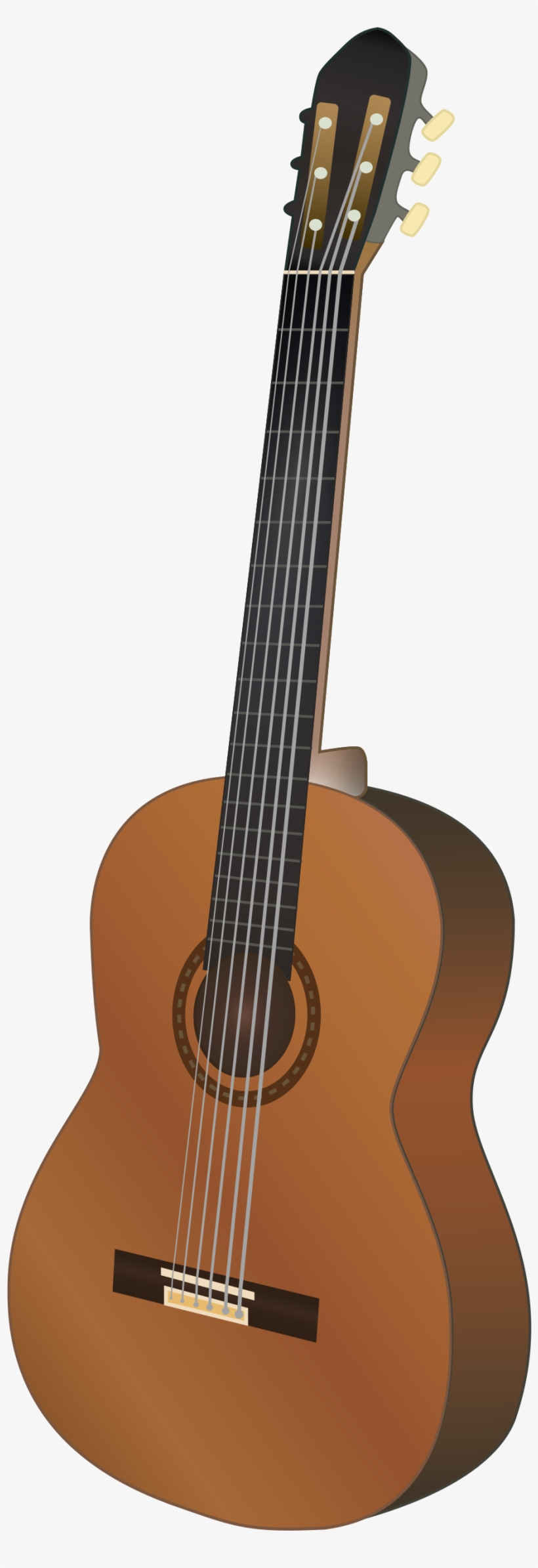 Fileacoustic Guitar Unlabeled - All Png Cb Edit, transparent png #898016