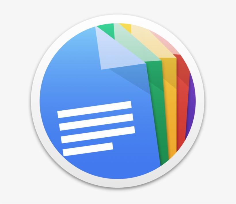 Skua For Google Docs 4 - Google Docs Icon Png, transparent png #8904102