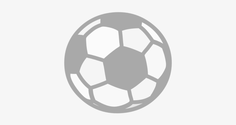 Illustration Of A Soccer Ball - Small Picture Of Soccer Ball, transparent png #8904475