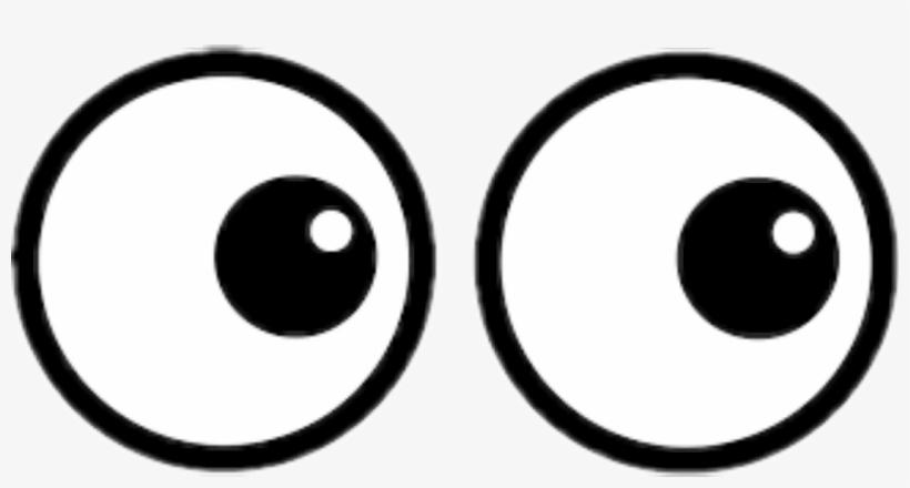 1079 X 527 5 - Peeping Eye Balls, transparent png #8905216
