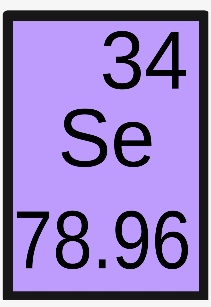 Selenium Element Transparent Symbol, transparent png #8905688