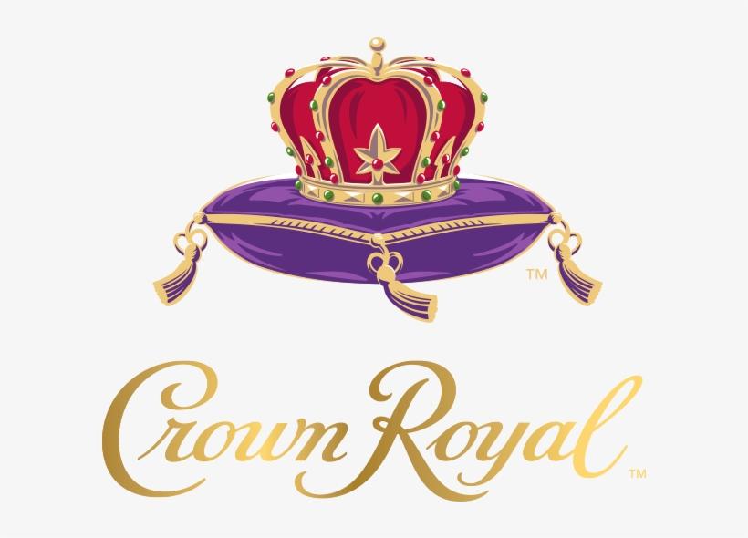 Crown Logo-1 - Crown Royal Vanilla Logo, transparent png #8911057