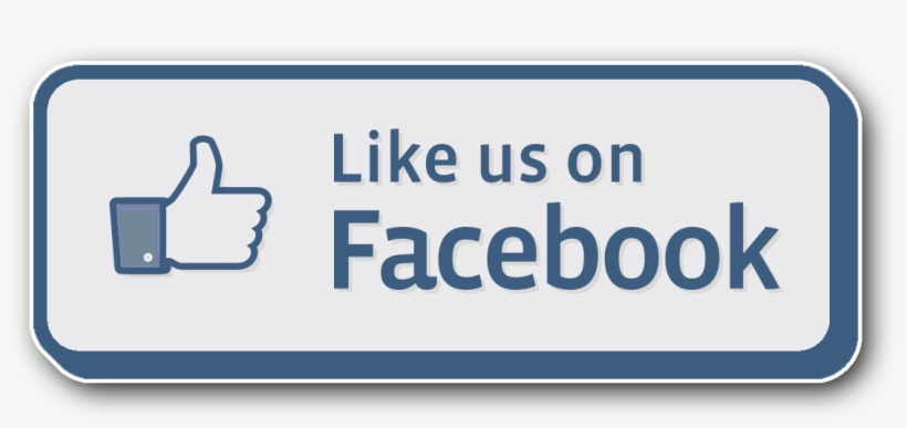 Follow Us On Facebook - Find Us On Facebook, transparent png #8913444
