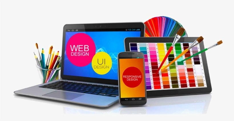 Web Design Png Transparent Hd Photo - Website And Mobile Application Design And Development, transparent png #8923350