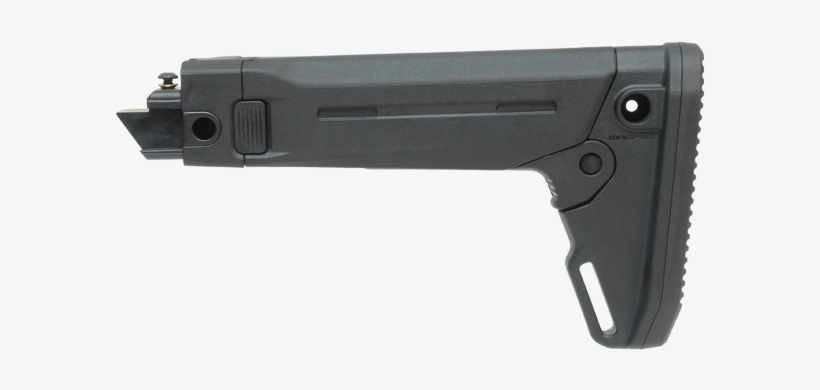 Picture Of Magpul Zhukov-s Ak Stock - Magpul Zhukov Stock, transparent png #8928963