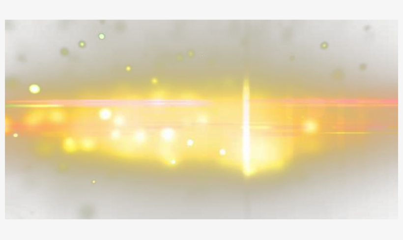 Yellow Light - Yellow Light Streak Png, transparent png #8945535
