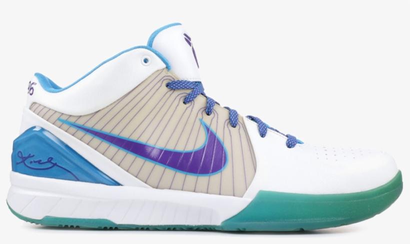 Nike Kobe Vi Protro 'white/purple' - Kobe 4 Protro Draft Day, transparent png #8946408
