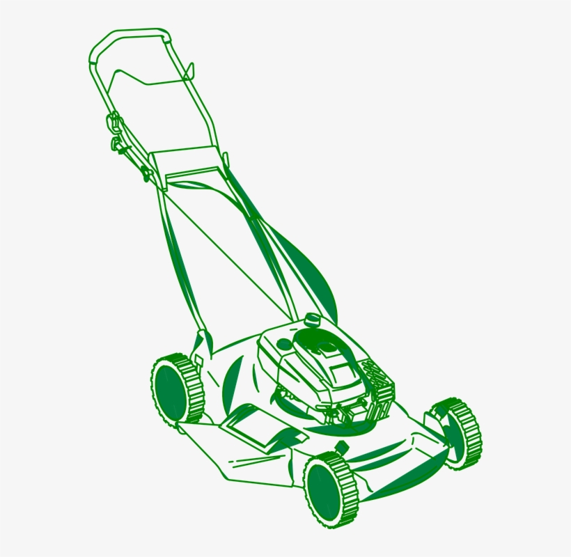 Free Vector Graphic - Lawn Care Mower Logo, transparent png #8949908