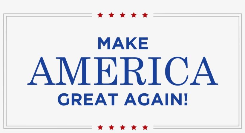 File - Maga - Svg - Trump Logo Make America Great Again, transparent png #8959047