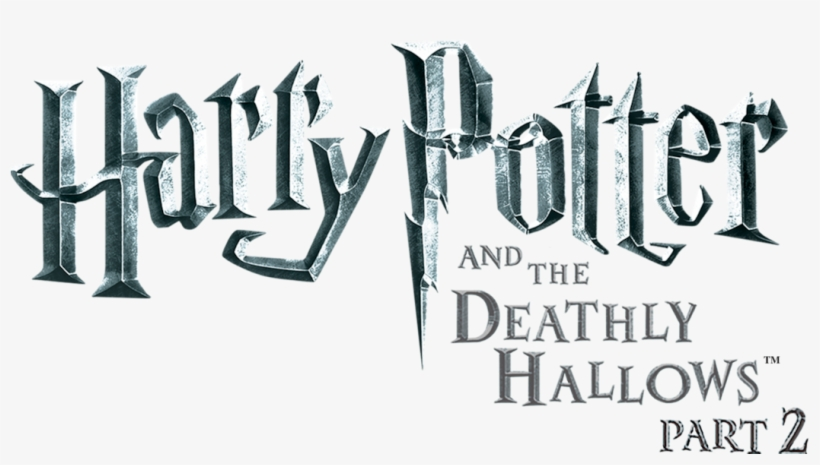 Harry Potter And The Deathly Hallows - Harry Potter And The Deathly, transparent png #8959265