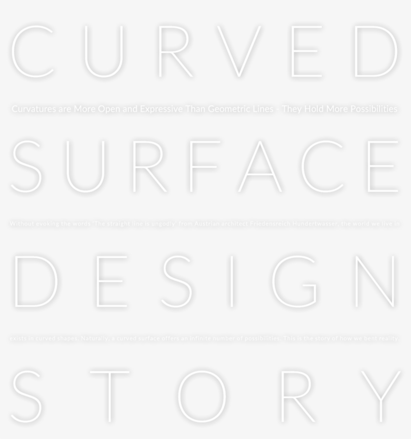 Curved Surface Design Story - Musical Composition, transparent png #8964841