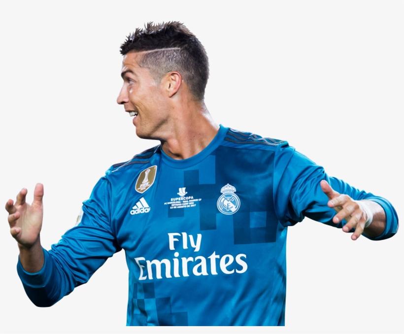 Cristiano Ronaldo Render - Cristiano Ronaldo Ban, transparent png #8965254