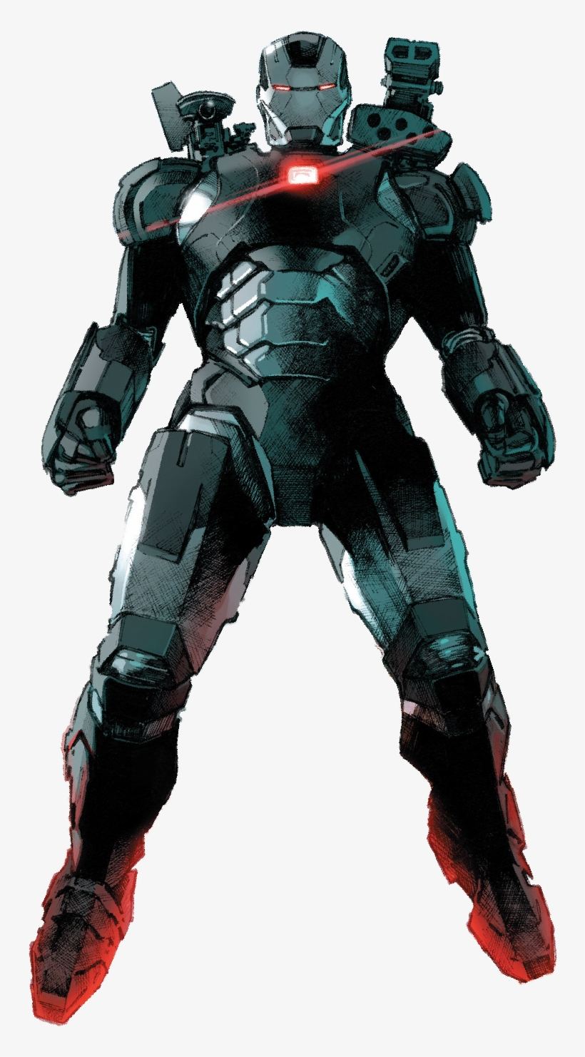 Fantasy Armor, War Machine, Marvel Dc Comics, Armors, - War Machine, transparent png #8969299