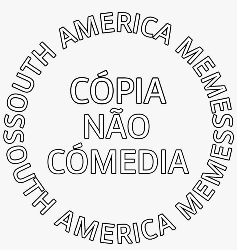 Southamericamemes Sticker Selo South America Memes Png Free Transparent Png Download Pngkey