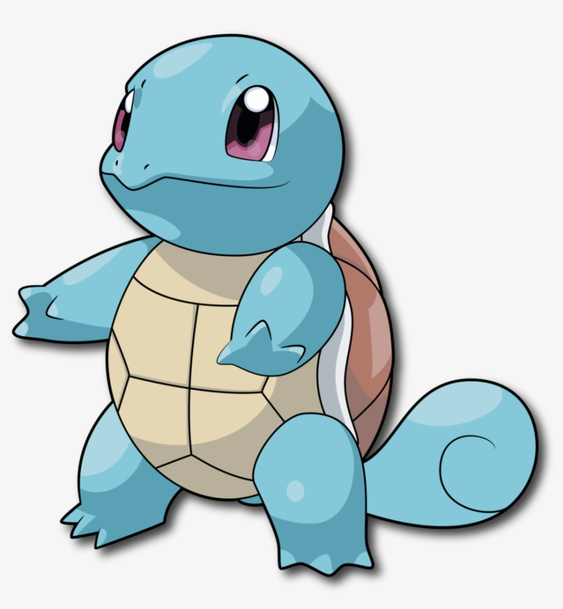 007 Squirtle By Rayo123000 - Pokemon Squirtle Png, transparent png #8987149