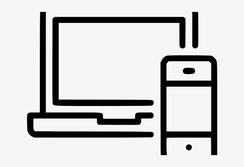 Macbook Clipart Laptop Icon, transparent png #8989521