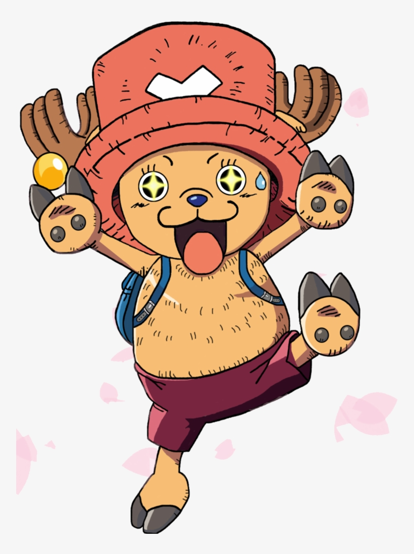 One Piece Png Image - One Piece Tony Tony Chopper, transparent png #8989850
