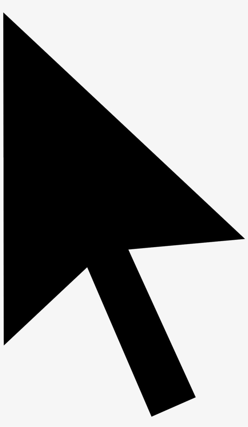 Vector Transparent Download Pointer Cursor Clip Art - Mouse Icon Png, transparent png #90257