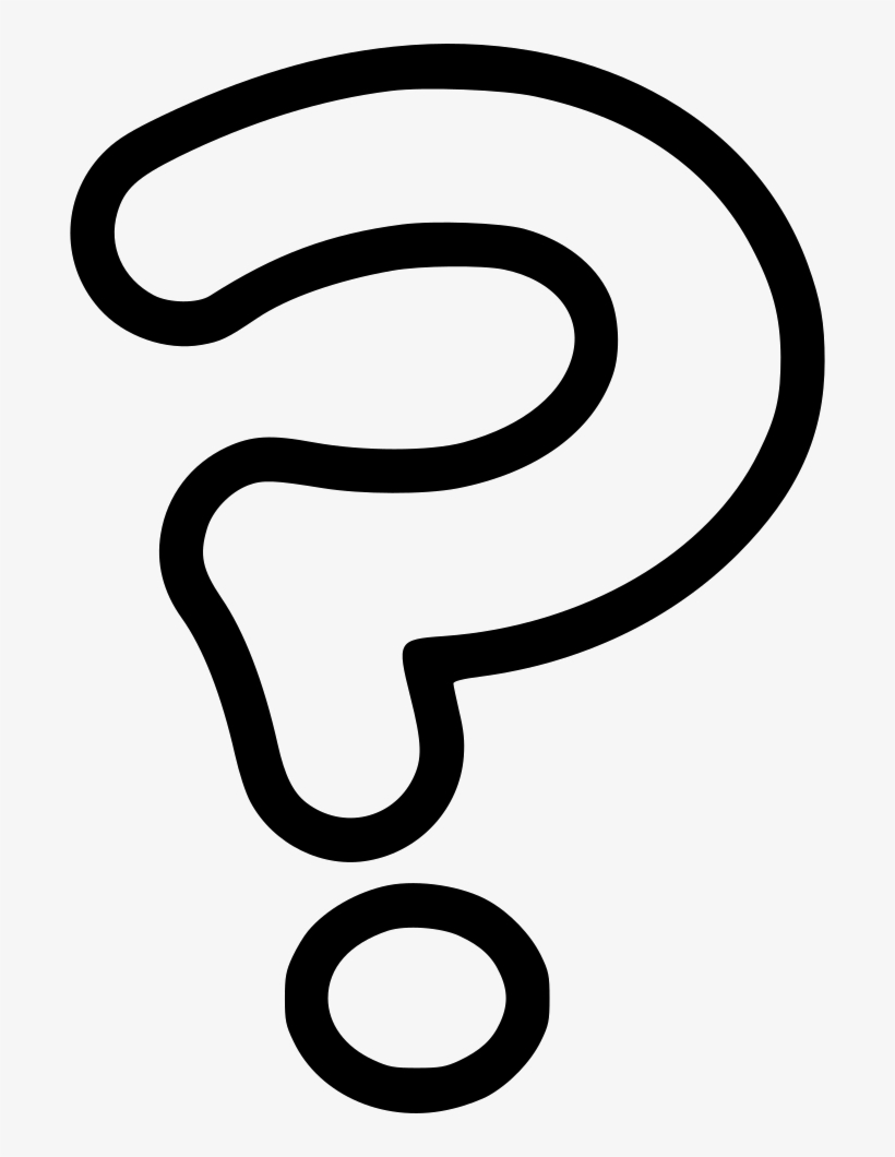 Question Mark - - White Question Mark Png@pngkey.com