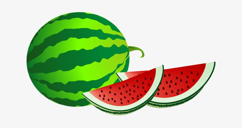 Watermelon Royalty-free Clip Art Picture - Clipart Picture Of Watermelon, transparent png #92382
