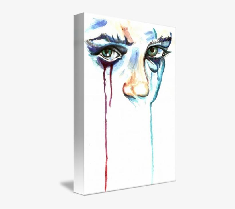 Teardrop By Amit Grubstien - Teardrop Art, transparent png #94475