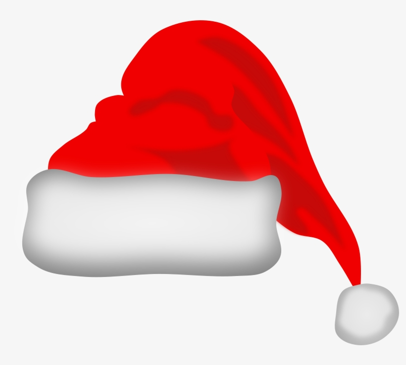 d74e7e7b11065 santa  hat  clipart - Santa Claus Hat Transparent Background - Free ...