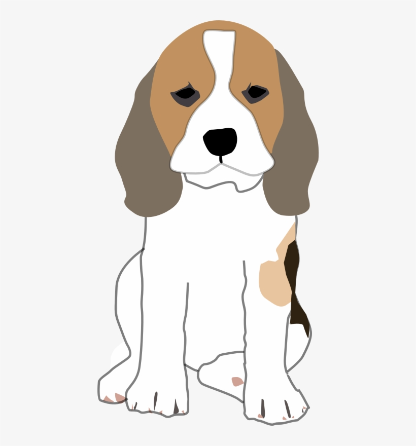 Christmas Beagle Clipart.Beagle Clipart Baby Puppy Beagle Clip Art Free