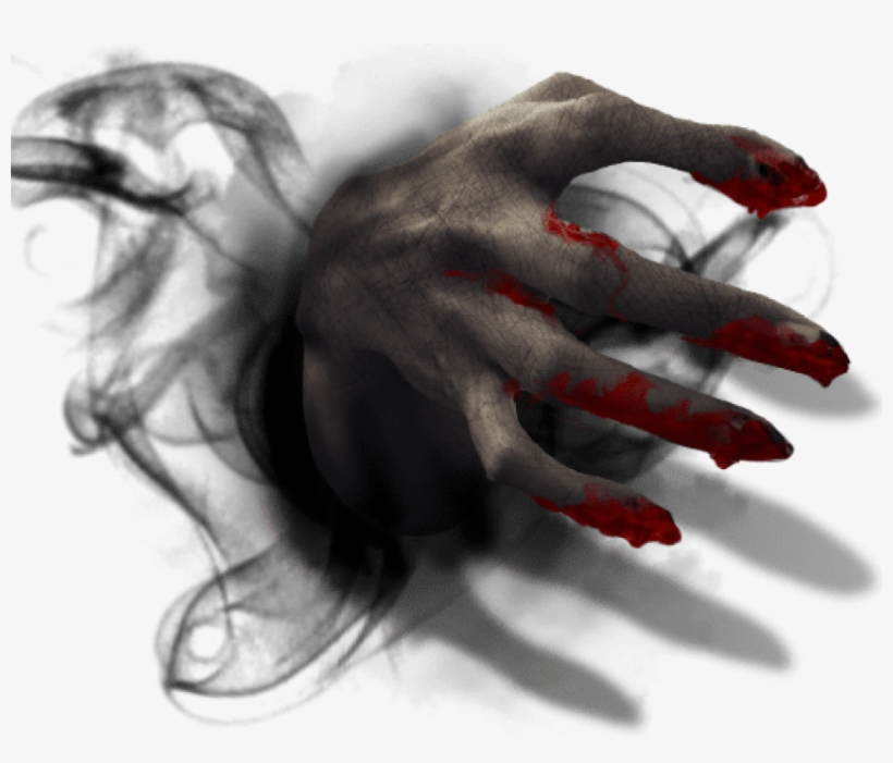 Ghost Hand Png, transparent png #94903