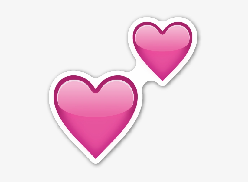 Heart Clipart Emoji Pencil And In Color Heart Clipart - Emoji 💕 Png, transparent png #95488