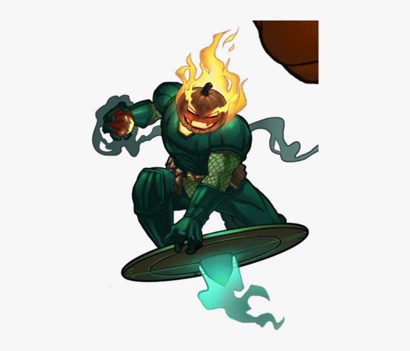 Jack O'lantern - Spider Man Jack O Lantern, transparent png #98419