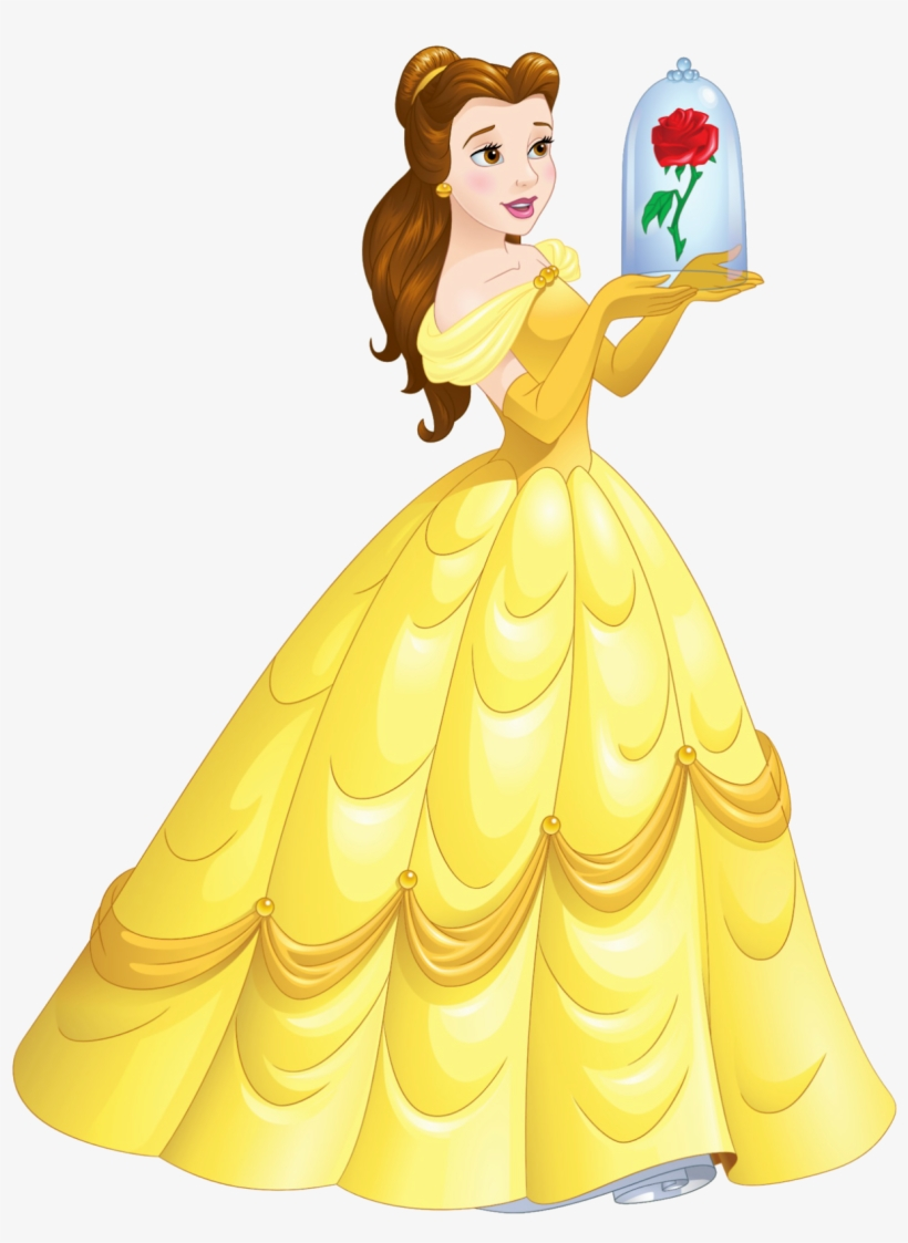 Nickelodeon Cartoons, Disney Belle, Disney Beauty And - Beauty And The Beast Cartoon Themes, transparent png #98810