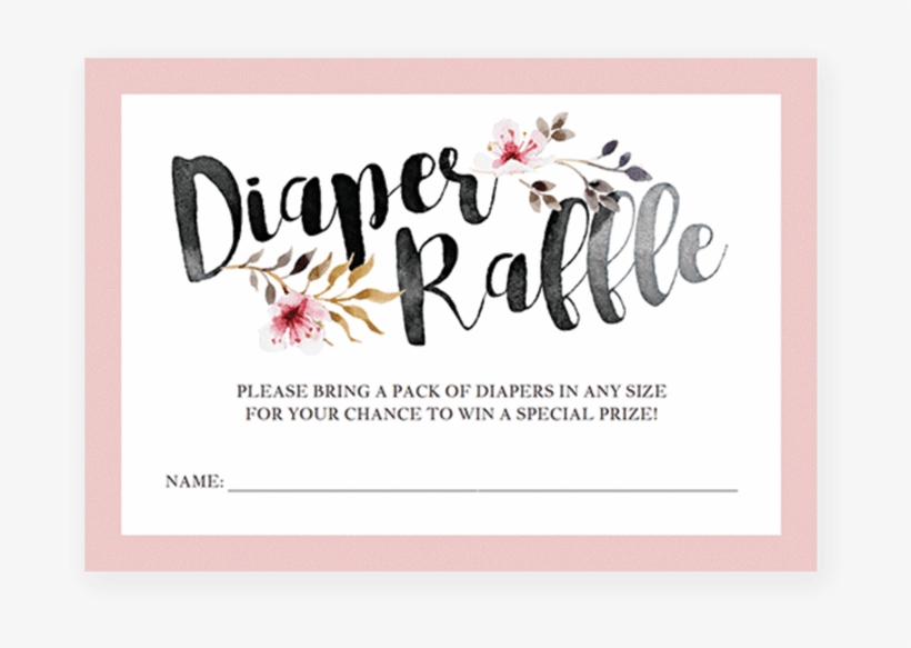 image about Free Printable Diaper Raffle Tickets identify Printable Purple And Black Diaper Raffle Tickets By means of