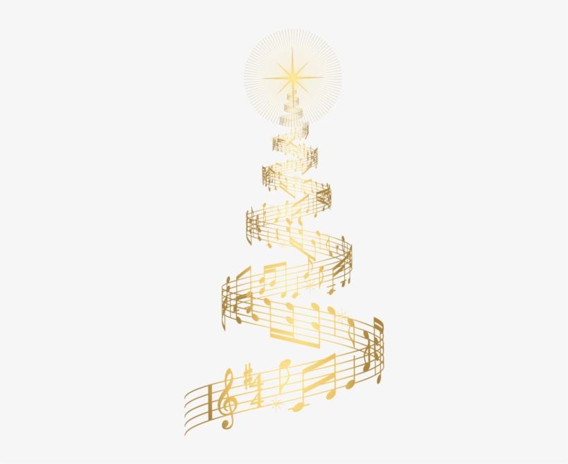 Jpg Transparent Stock Golden Tree Transparent Png - Gold Christmas Tree Png, transparent png #903309