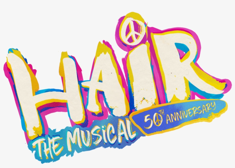 Hair 50th Anniversary, transparent png #903541