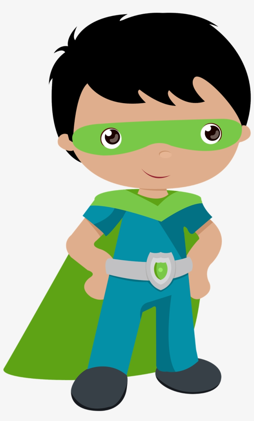 Collection Of Superhero Kids High Quality - Super Hero Kids Clip Art, transparent png #903590