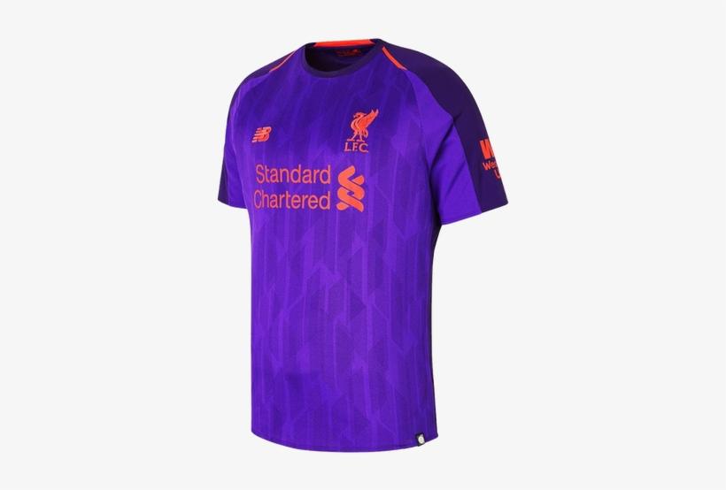 Men's Liverpool Away Shirt 2018/19 Stadium Version - Liverpool Jersey 2018 19, transparent png #904299