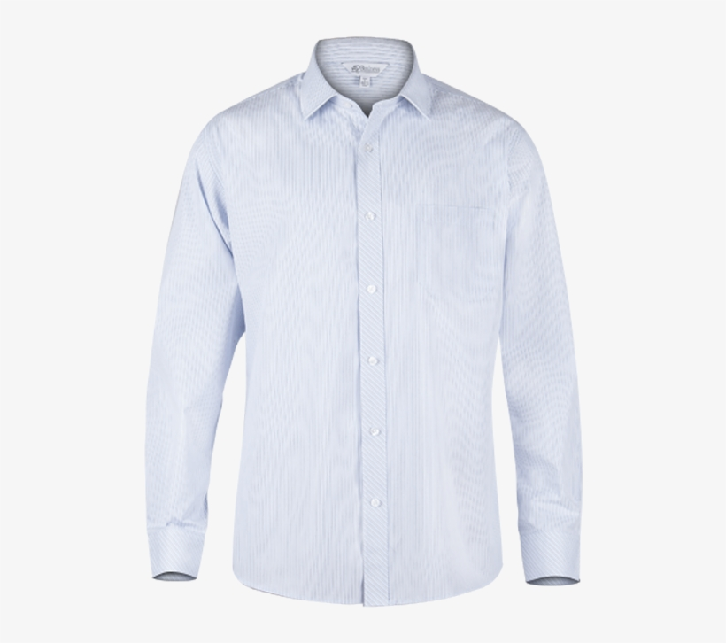 Loading Mens Bayview Long Sleeve Shirt - Long-sleeved T-shirt, transparent png #9012706
