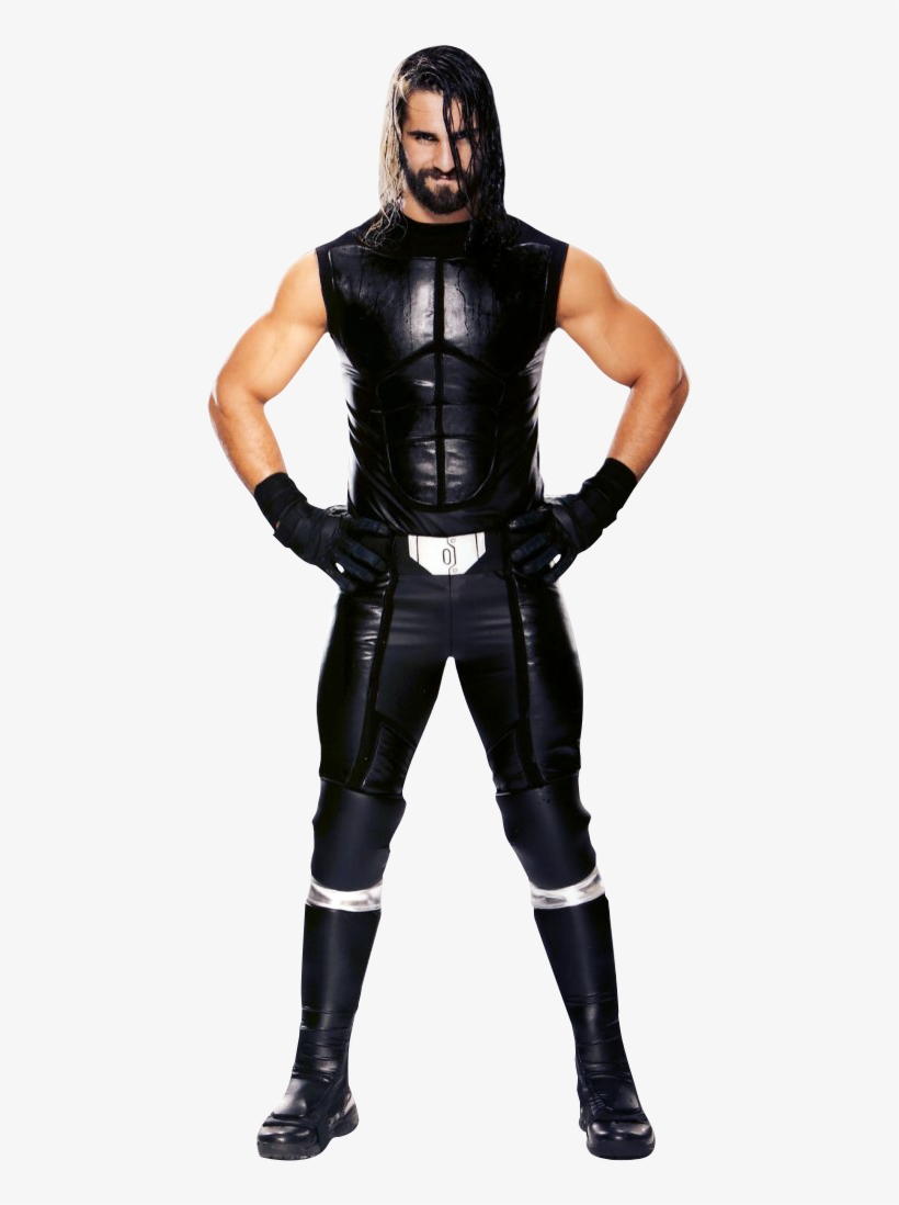 Anything That Fall In Between Him And His Target Is - Seth Rollins Full Size, transparent png #9017781