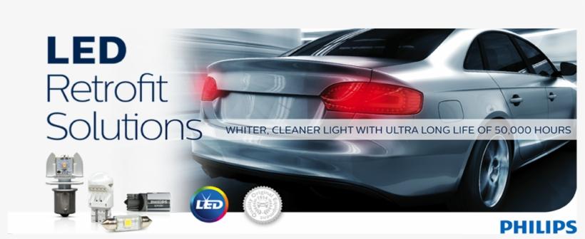 Brands Philips Car Led Banner