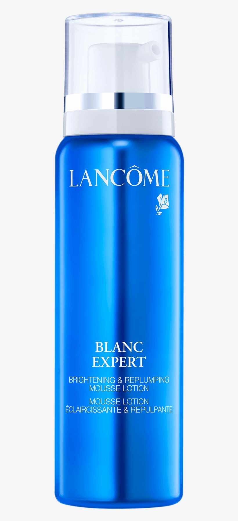 Lancome Blanc Expert Mousse Lotion Rm240-pamper - Lancome Blanc Expert Mousse Lotion, transparent png #9020471