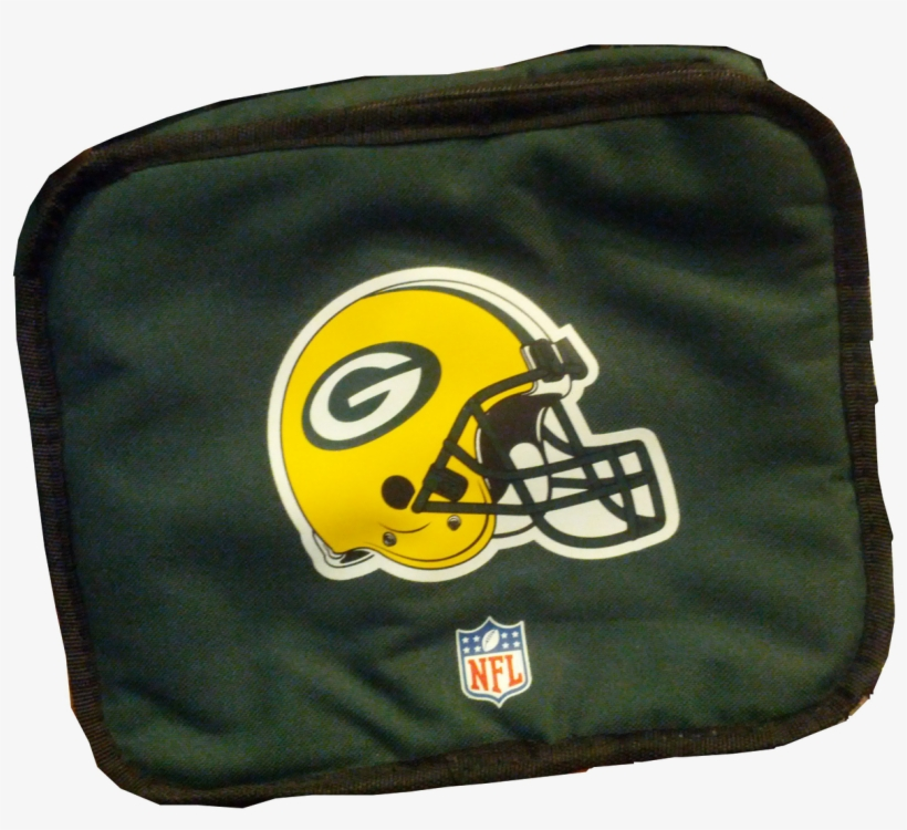 Packers Lunchbox - Green Bay Packers Helmet, transparent png #9038556