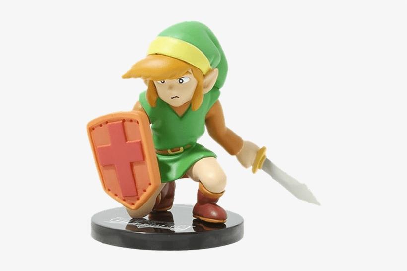 The Legend Of Zelda - Legend Of Zelda Classic Link, transparent png #9046257