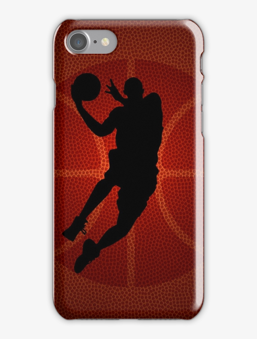 Slam-dunk Contest Iphone 7 Snap Case - Warrior Cats Phone Case Iphone 8, transparent png #9048424