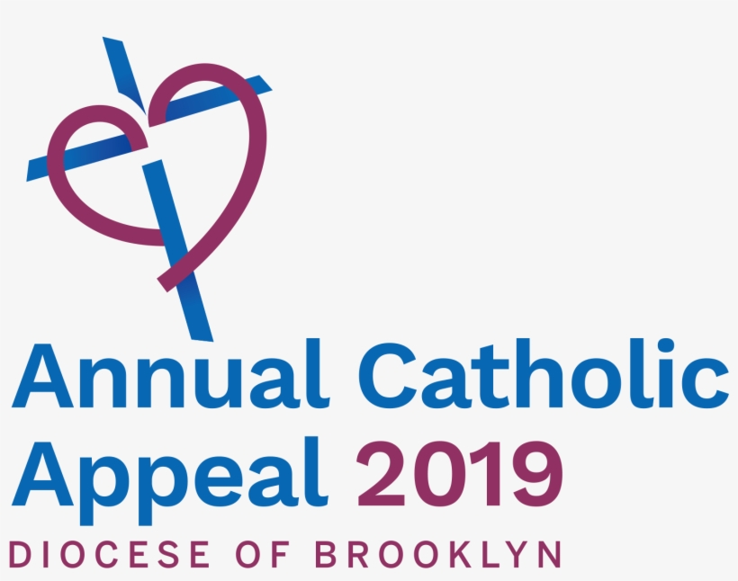 Please Give To The Annual Diocesan Appeal - Annual Catholic Appeal 2018, transparent png #9053446