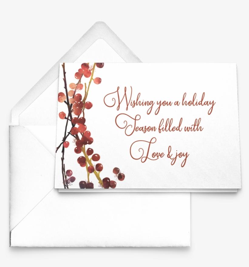 Christmas Card,christmas Card Set,holiday Card Set,christmas - Christmas Card, transparent png #9054641