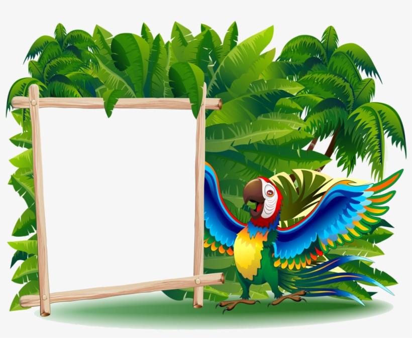 Image Du Blog Zezete Cartoon Jungle Background Free Transparent Png Download Pngkey