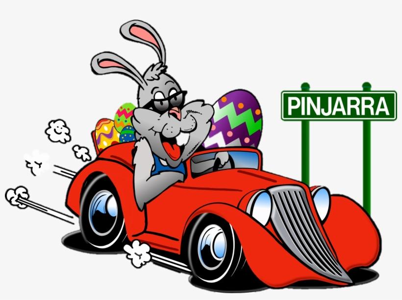 Kovot Easter Bunny Car Costume