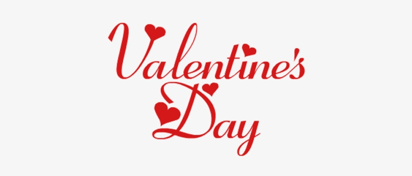 Valentine's Day Multiple Hearts - Happy Valentine Day 2018 Date, transparent png #912103