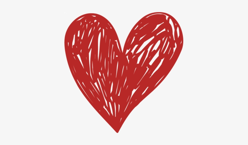 Pin Hand Drawn Heart Clipart Free Hand Drawn Heart No Background