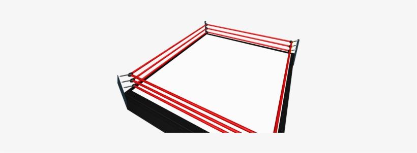 Boxing Ring Ropes Png - Wrestling Ropes Transparent, transparent png #916366